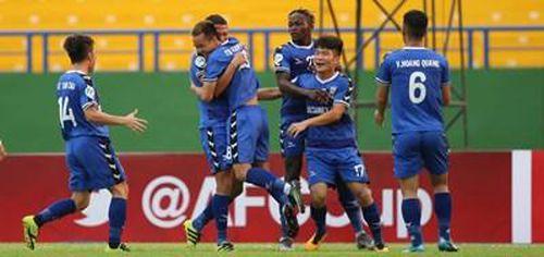 Thắng Shan United, Becamex Bình Dương cạnh tranh ngôi đầu bảng G tại AFC Cup