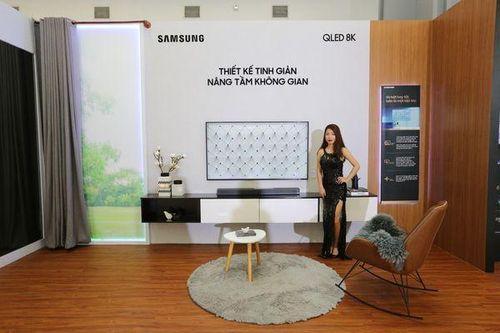 Samsung công phá thị trường với loạt TV QLED 8K đầu tiên trên thế giới
