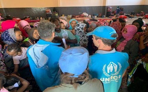 Italy khẳng định có khủng bố trên các tàu chở người nhập cư từ Libya