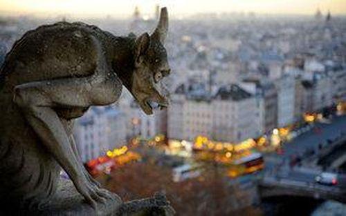 Những 'quái thú' bảo vệ nhà thờ Đức Bà Paris suốt nhiều thập kỷ