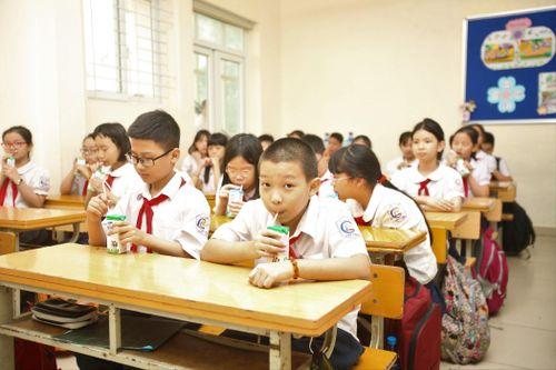 Sữa học đường Hà Nội: Quyết liệt làm tốt từ những ngày đầu tiên triển khai