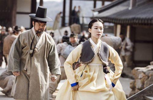 'Hoa lục đậu' của Yoon Shi Yoon - Jo Jung Suk: Bom tấn cổ trang đỉnh như 'Mr. Sunshine'