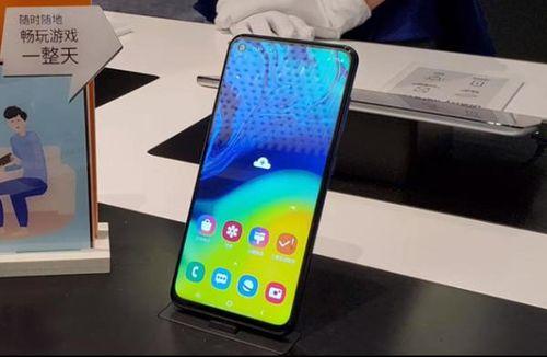 Samsung tiếp tục 'trình làng' Galaxy A60 với màn hình đục lỗ