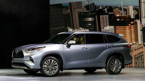 Toyota Highlander 2020 ra mắt, lột xác toàn diện như xe Lexus