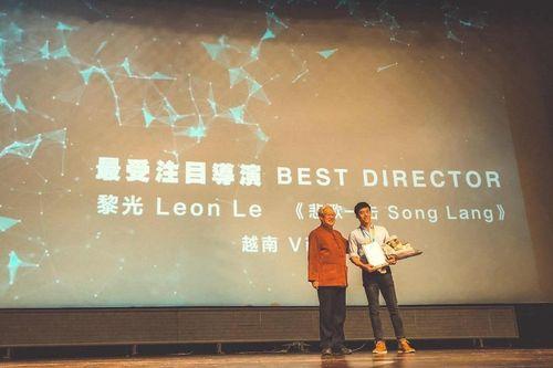 Đạo diễn phim 'Song Lang' thắng lớn tại Bắc Kinh