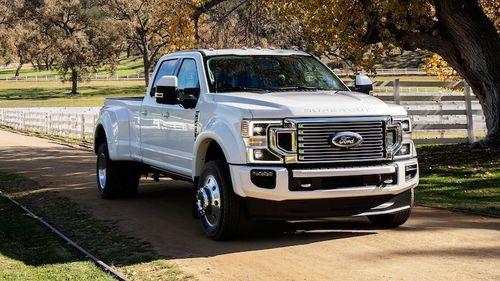 Ford triệu hồi hơn 300.000 mẫu xe F-Series