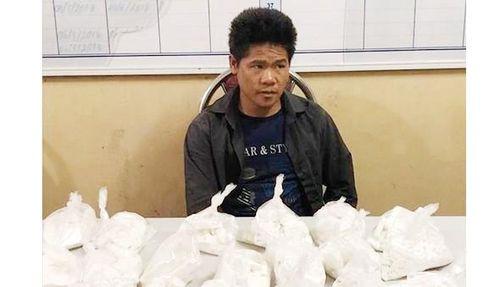 Phá hàng loạt vụ vận chuyển ma túy số lượng lớn