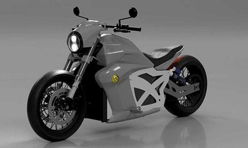 Xe môtô điện Trung Quốc chạy hơn 250km mới phải thay pin
