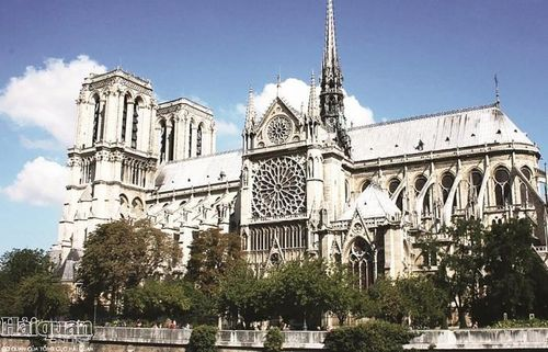Giải cứu biểu tượng nước Pháp