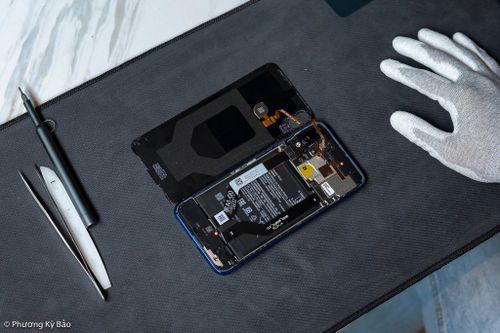 Giải phẫu Redmi Note 7 'ngó' cận cảnh cụm camera 48MP