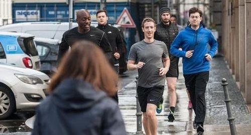 23 triệu USD để bảo vệ an ninh cho ông chủ Facebook Mark Zuckerberg