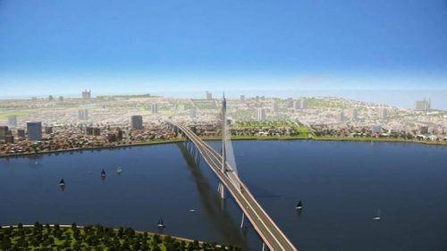 TP.HCM chi 5.300 tỷ đồng xây cầu Cần Giờ có hình tượng cây đước
