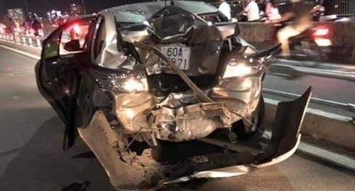 Tông vào hiện trường vụ tai nạn, nam thanh niên đi mô tô tử vong