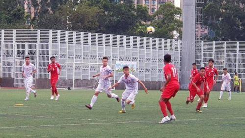Bị U18 Myanmar cầm hòa, U18 Việt Nam hẹp cửa vô địch