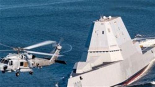 Zumwalt và USS Wisconsin: Ai sẽ chiến thắng?
