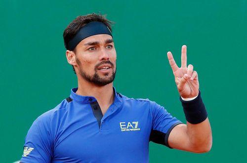 Monte Carlo Masters: Tái ngộ 'Khắc tinh' Fognini, Nadal bị loại đau đớn