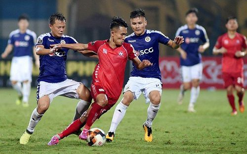 Thắng Hải Phòng 3-1, Hà Nội FC giữ vững vị trí thứ hai
