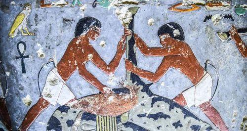 Sự thật cực choáng trong 2 lăng mộ kỳ lạ nhất Ai Cập