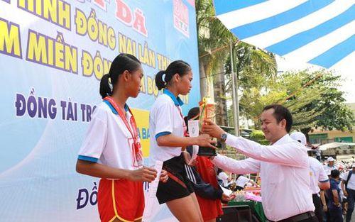 Hơn 2.000 người dự giải Việt dã truyền hình Đồng Nai lần thứ 25
