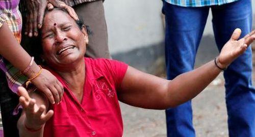 Đánh bom ở Sri Lanka: Số người chết tăng lên gần 300