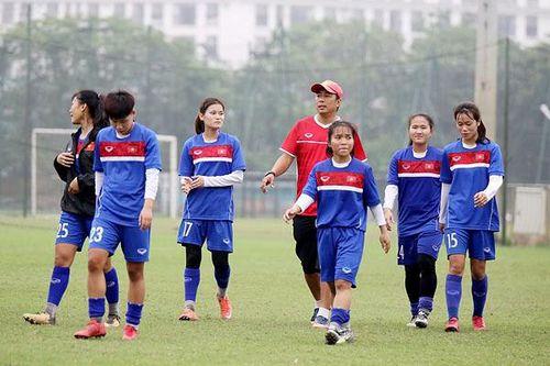 U19 nữ Việt Nam sẵn sàng cho vòng loại châu Á 2019