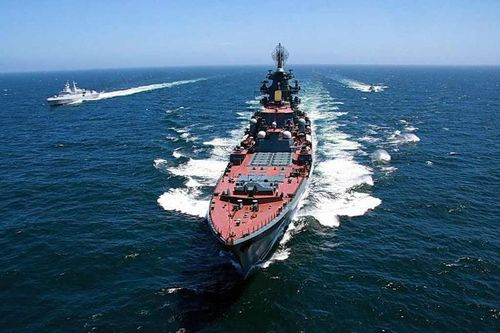 Ngỡ ngàng lý do khiến Nga 'khai tử' hai siêu hạm hạt nhân