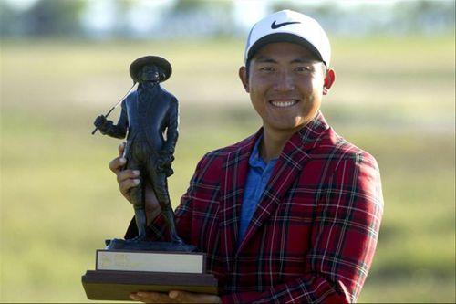 Đài Loan có golfer vô địch PGA Tour sau 32 năm