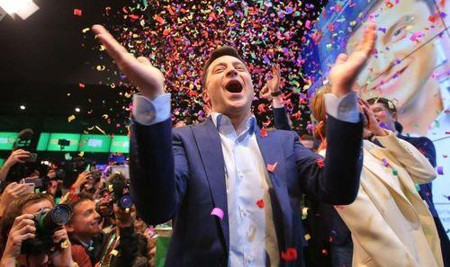 Kết quả bầu cử tổng thống cho thấy dân Ukraine sẵn sàng làm lại từ đầu