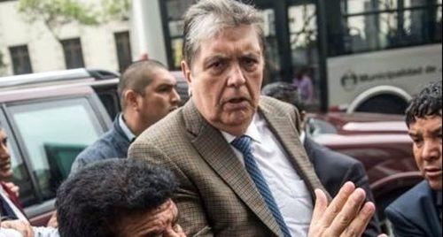 Cựu Tổng thống Peru tự sát khi đang bị điều tra
