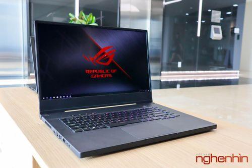Cận cảnh laptop gaming Zephyrus S GX502: thay đổi nhỏ nhưng cơ động và mạnh