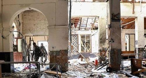 Cảnh sát từng cảnh báo về nguy cơ đánh bom liều chết