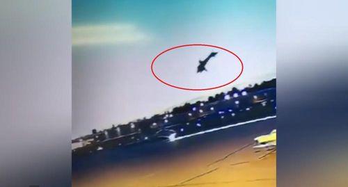 Clip: Khoảnh khắc máy bay Mỹ nổ tung như cầu lửa chỉ vài giây sau khi cất cánh