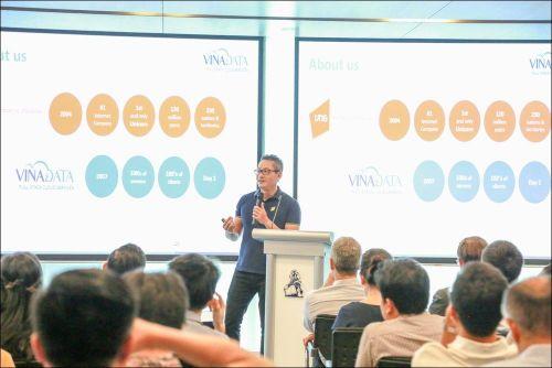 Ông Vũ Minh Trí: 'Ngành điện toán đám mây có cơ hội tận dụng đến 60% GDP của Việt Nam'