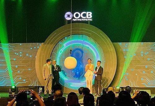 OCB ra mắt ngân hàng số trên nền tảng hiện đại nhất thế giới