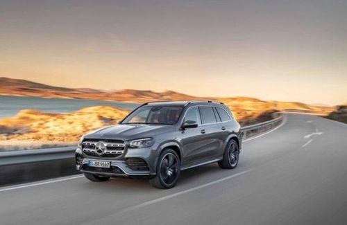 Mercedes-Benz GLS 2020 - đối thủ của BMW X7 'chốt' giá bán từ 2,2 tỷ đồng