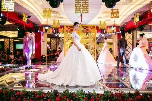 Nét đẹp phương Đông tỏa sáng trong mùa cưới