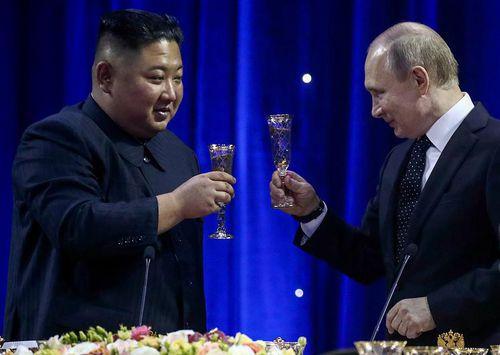 Hội nghị thượng đỉnh Nga - Triều Tiên kết thúc