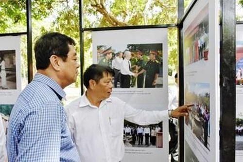 Triển lãm tư liệu, hình ảnh về Côn Đảo