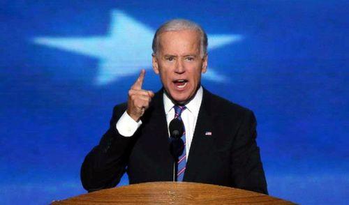 Ông Joe Biden quyết định tranh cử tổng thống Mỹ