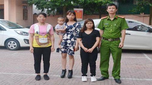 Giải cứu 3 nạn nhân bị lừa bán sang nước ngoài