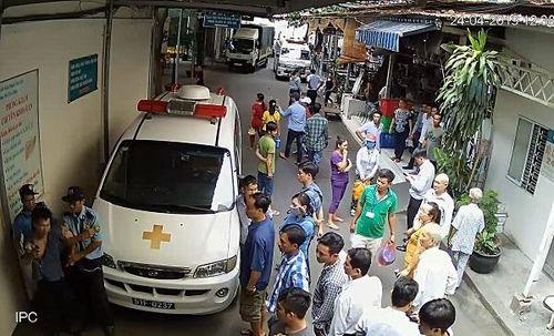 TP.HCM: Đánh nhau trong bệnh viện 115 khiến 2 bảo vệ phải điều trị phơi nhiễm