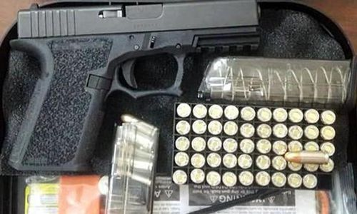 Đề nghị truy tố 5 đối tượng mua súng đạn từ Thái Lan