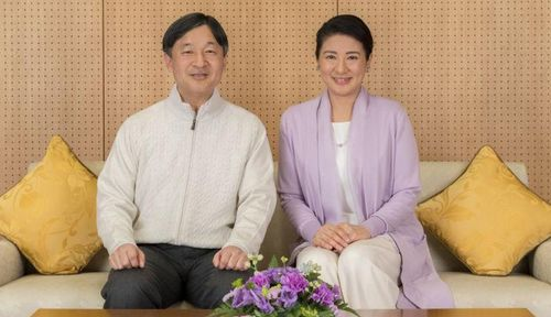 Tân Nhật hoàng Naruhito với những khác biệt truyền thống
