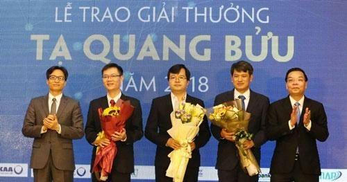 'Lộ diện' 3 nhà khoa học được đề xuất trao tặng Giải thưởng Tạ Quang Bửu năm 2019