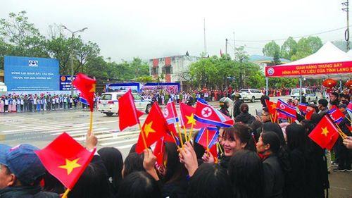 Chuyện chưa kể trắng đêm đón Chủ tịch Kim Jong Un