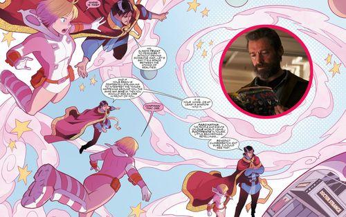 Góc xoắn não: Marvel Comics và DC Comics liệu có tồn tại trong truyện tranh của Marvel hay không?