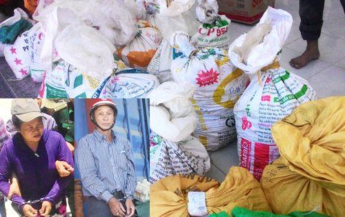 BĐBP Quảng Ngãi: Phá chuyên án lớn, chặt đứt đường dây mua bán thuốc nổ
