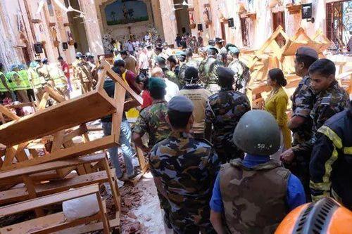 Vụ đánh bom tại Sri Lanka đánh dấu sự ra đời Khủng bố 3.0