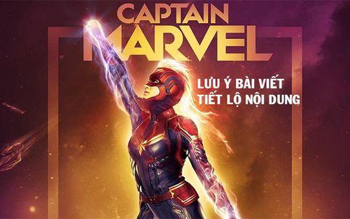 Nữ diễn viên đóng thế của Brie Larson đăng ảnh Instagram, vô tình spoil tạo hình Captain Marvel trong Avengers: Endgame
