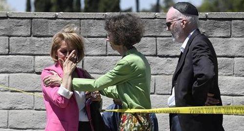 Mỹ: Xả súng tại giáo đường Do Thái, nhiều người thương vong